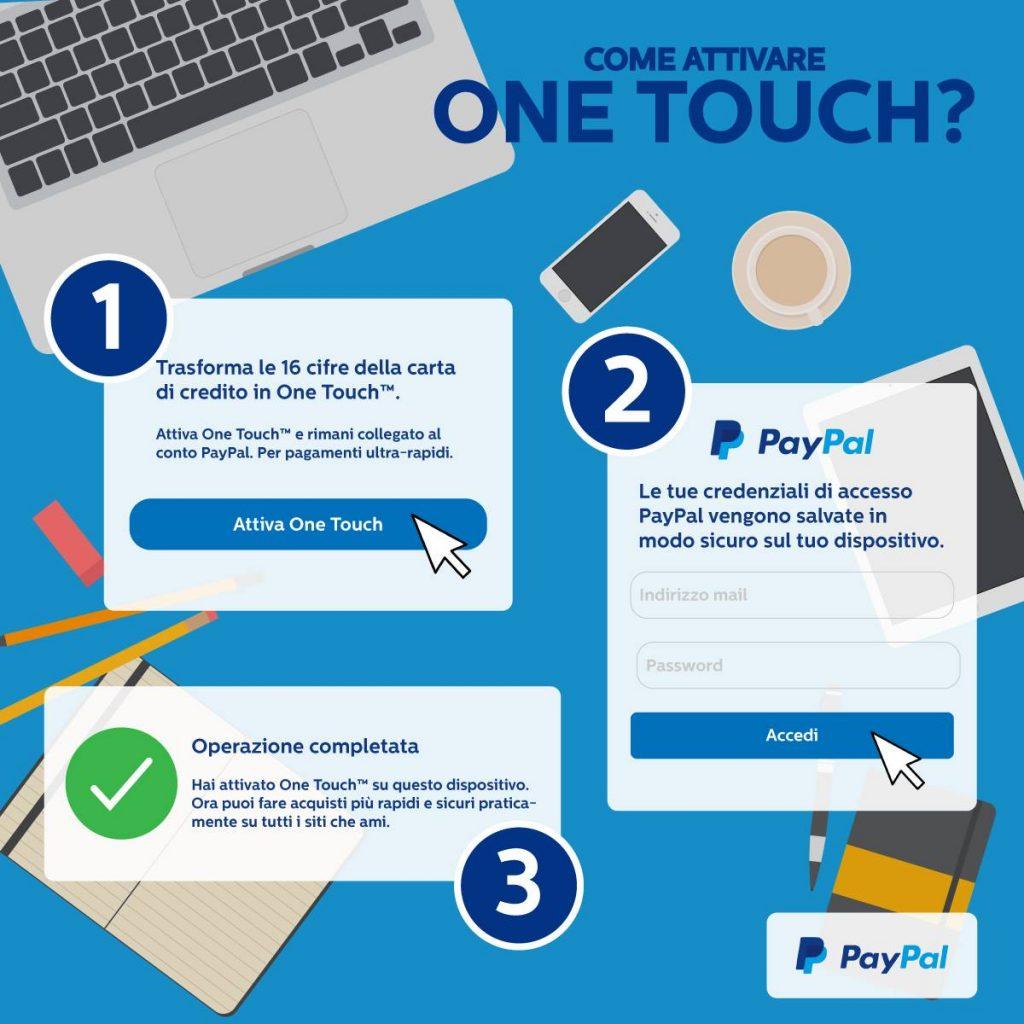 PayPal-come-attivare-One-Touch
